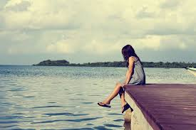 Image result for lonely woman